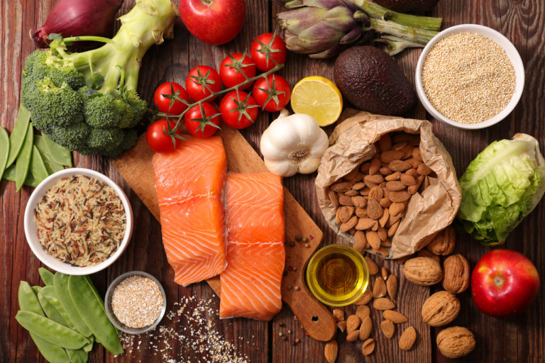 Selection,Of,Healthy,Food